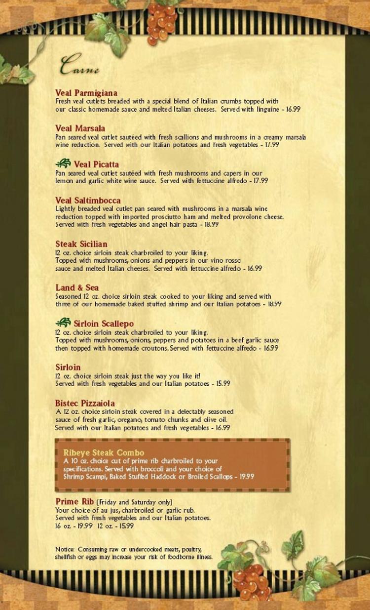 Italian Restaurants Auburn Catering