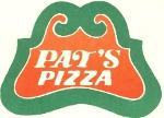 Pats pizza auburn maine logo