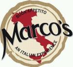 marcos italian restaurant lewiston maine logo