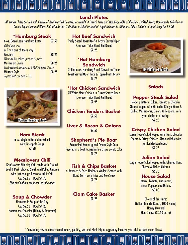 Auburn Restaurants Breakfast