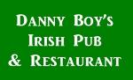 Danny Boys irish pub restuanrt logo auburn maine