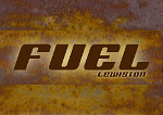 fuel lewiston maine restaurant logo