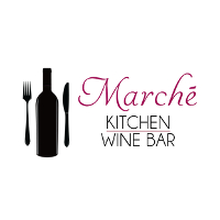 marche kitchen wine bar lewiston maine logo