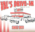 Vals Drive in lewiston Maine logo