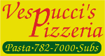 vespuccis pizza lewiston maine new logo