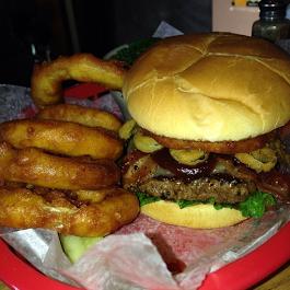 legends burger