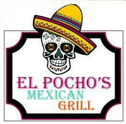 el pochos mexican lewiston maine logo